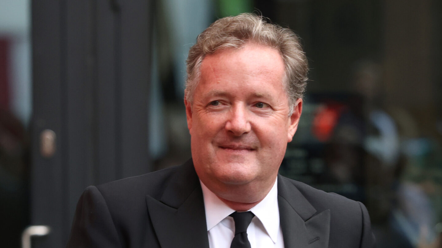 <i>Tim P. Whitby/WireImage/Getty Images</i><br/>Piers Morgan