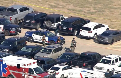 An active shooter situation has been reported at Timberview High School in Arlington